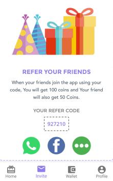 sgamer refer code