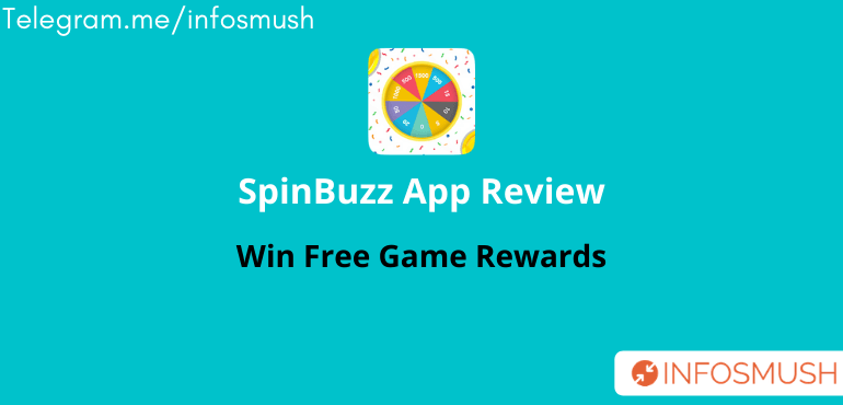 Spin Buzz Refer Code | Apk Download | Earn Free Game Rewards