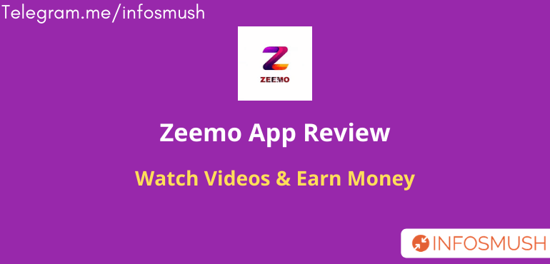 Zeemo Reference Code | Apk Download | Review