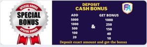 fanadda deposit offers