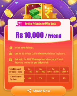paytm first games refer and earn