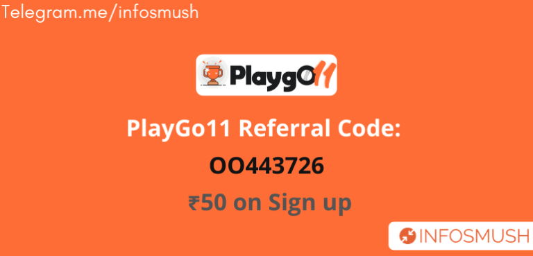 PlayGo11 Apk Download | Referral Code | Review