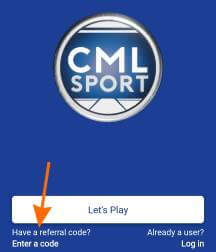 cml sign up