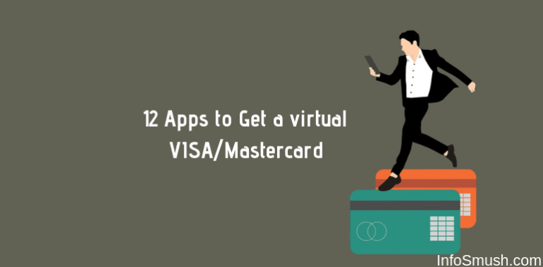 12 Apps to Get a Free Virtual Debit Card India(Netflix, Prime)