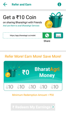 bharat agri refer and earn