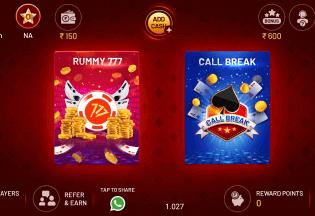 rummy777 bonus