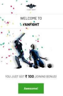 fanfight referral bonus