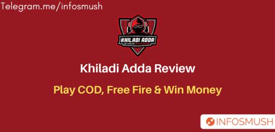 Khiladi Adda Referral Code: Get ₹10 On Sign up