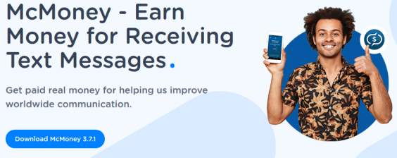 McMoney App Referral Code & Review: Earn Money for Receiving Messages