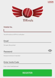 11 rivals invite code