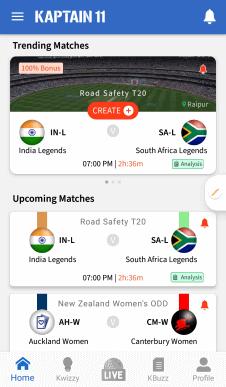 select match