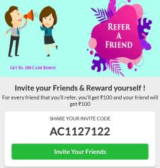 Acer11 Referral Code: ₹100 Bonus | Apk Download