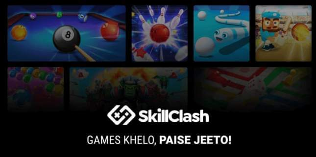 Skill Clash Apk Download: ₹25 Bonus | Win Recharge/Paytm Cash
