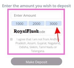 goodpoker deposit bonus