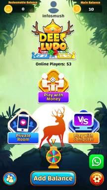 deer ludo sign up bonus