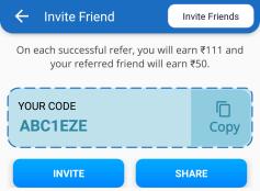 fant11 refer code