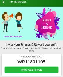 invite friends and earn
