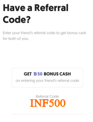 playing 11 referral code