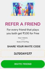 lions 11 refer and earn