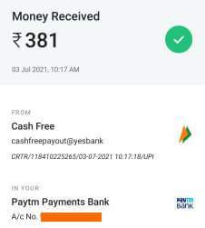 probo payment proof
