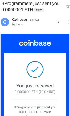 efast efree payment proof