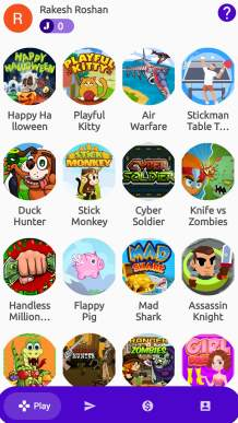 available games