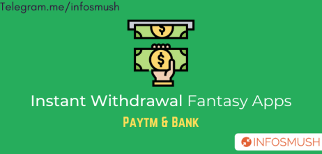 instant withdrawal fantasy apps
