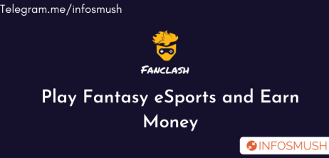 Read more about the article FanClash App: Play Fantasy eSports and Earn Money | 25 FC Cash Bonus