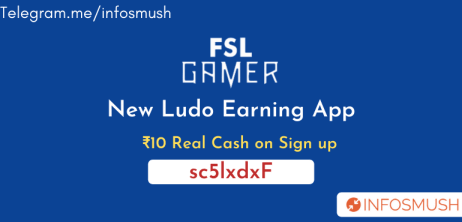 Read more about the article FSL Gamer: Get ₹10 Real Cash | Play Ludo & Earn Money | App Download