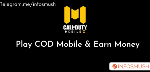 play call of duty and earn money